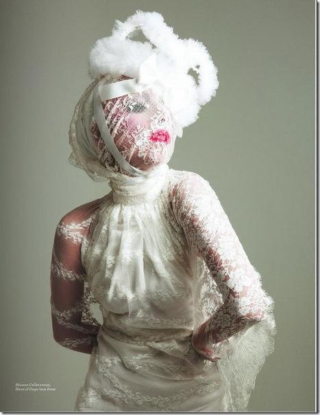 Lady Gaga แฟชั่นแบบบ่าๆ อย่างหลุดๆ สวยๆซ่าๆ แต่ว่าอินเทรนด์กะได้ดี